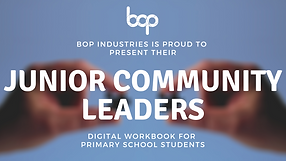 Community Leaders - Primary Program
