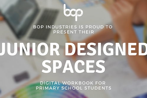 Designed Spaces - Primary School Program