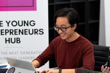 BOP Young Entreprenuers Hub Brisbane - School Holiday Program