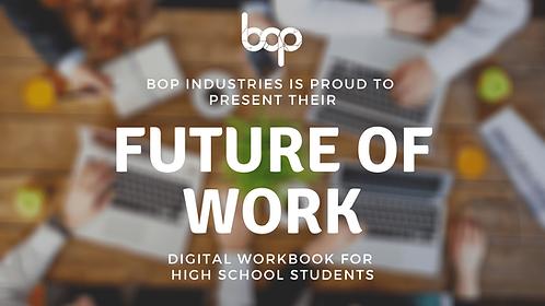 Future Of Work Workbook - High School