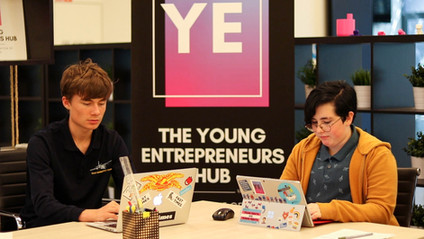 BOP Young Entreprenuers Hub Brisbane - Brisbane Business Hub
