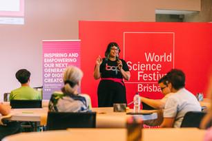 World Science Festival - STEM Workshops