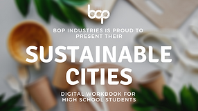 Sustainability In Our Cities - High School Program