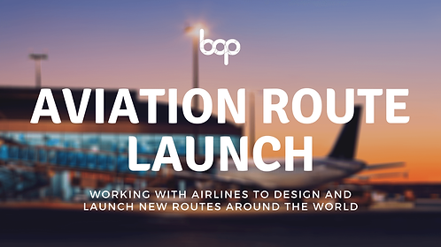 Aviation Route Launch
