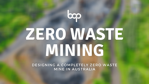 Zero Waste Mining