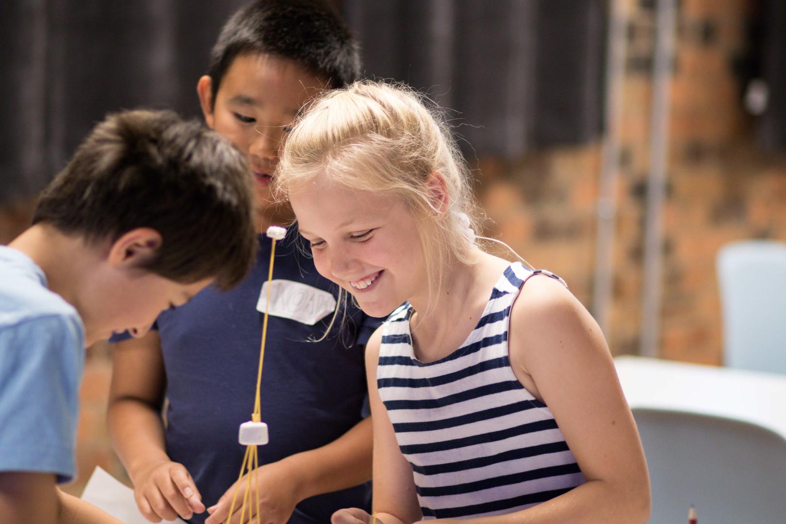 Students Building Their Idea