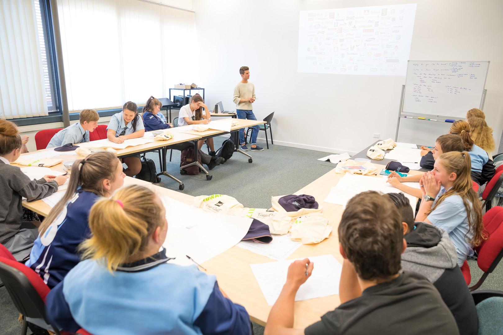 Young Innovators Startup - Scott Millar