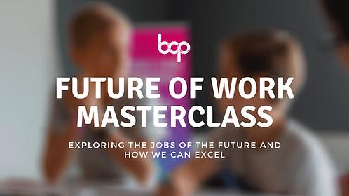 Future Of Work Masterclass