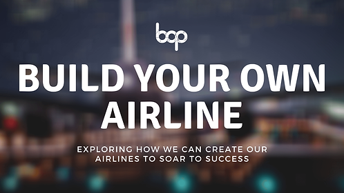 Build Your Own Airline