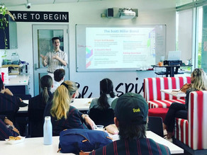 Personal Branding Brought To Life At St Paul's Centre For Innovators And Entrepreneurs