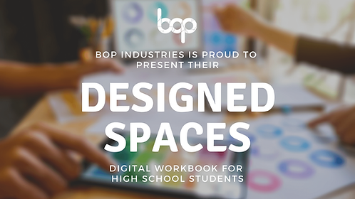Designed Spaces Workbook - High School