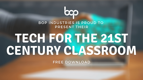Technology For The 21st Century Classroom - Free Resource