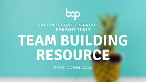 Team Building Toolkit - Free Resource