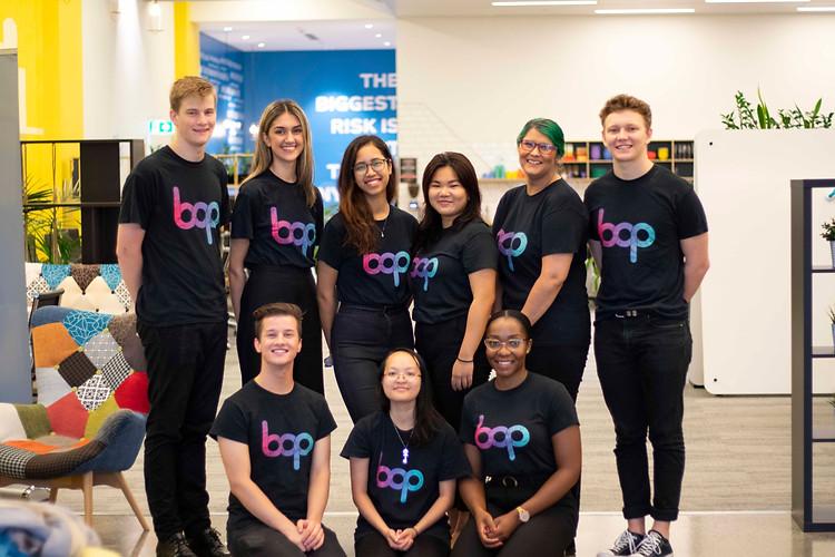 The BOP Team