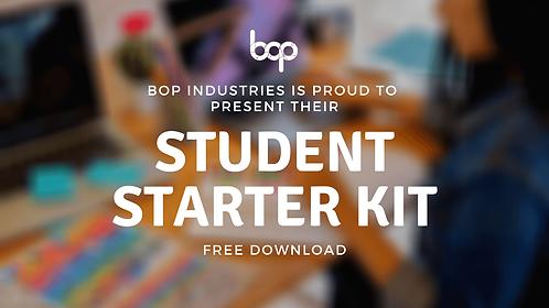 Student Starter Kit - Free Resource