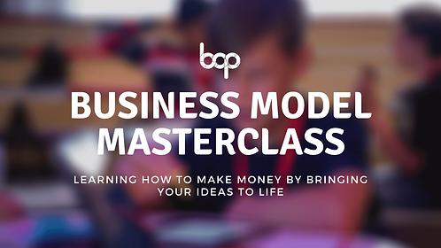 Business Model Masterclass