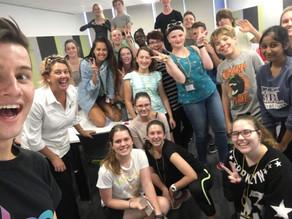 Central Queensland University Science Experience