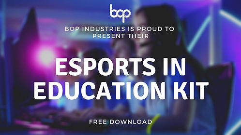 Esports in Education Kit