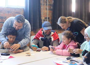It's Tour Time - Inspiring a Generation of Digital Creators across Australia