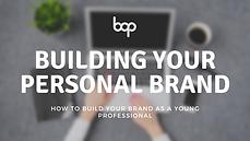 Building Your Personal Brand Workshop Program _ BOP Industries