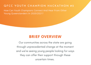 Hackathon With The QFCC