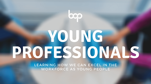 Young Professionals Masterclass
