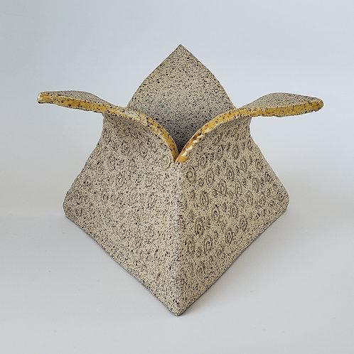 Blossoming Tetrahedron