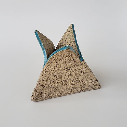 Small Blossoming Tetrahedron