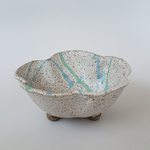 Small Flower-Shaped Bowl