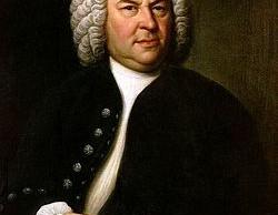 Aria . Bach. Melodía para la mano derecha