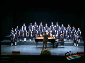 Los chicos del coro: noche de ronda