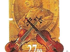 Filatelia musical: Tartini .
