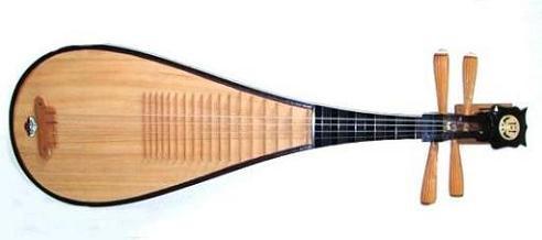 China9 Instrumentos musicales de China (II)