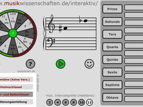 Buena página virtual de música . Para aprender en internet.
