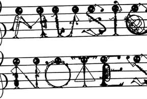 Notas para flauta dulce