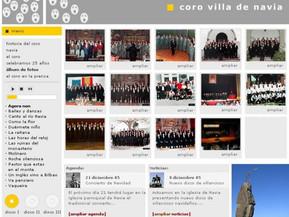 Coro de la Villa de Navia