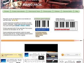 Pequeña canción. Iniciación piano. Kabalieswki.