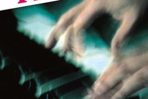 Estudio jazz. Bajo y acordes. Improvisar melodía.