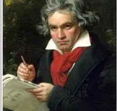 Claro de luna Beethoven . Partitura. Breve descripción.