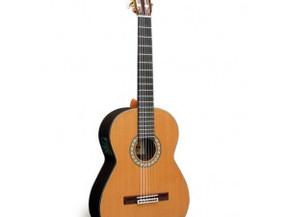 Guitarra. Ejercicio 10º. Cuerdas simultaneas