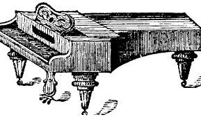 Ejercicio piano media escala. Blog antiguo.