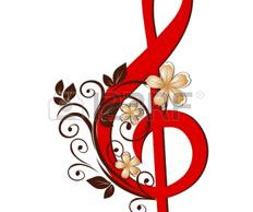 Comenzar mis melodías. Con las notas do re mi fa sol la si. Una escala.