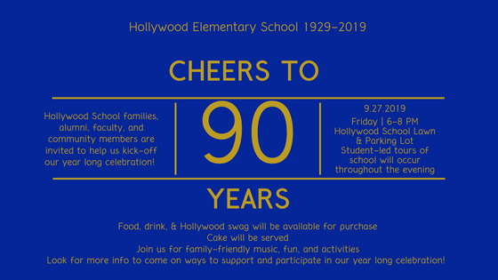 Fall Fest: Cheers to 90 Years Needs Your Help