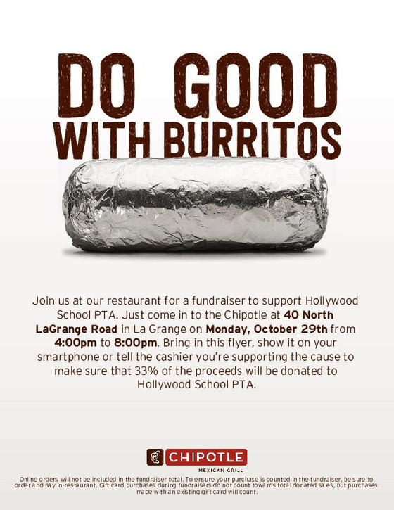 Get your guac on to support the Hollywood School PTA