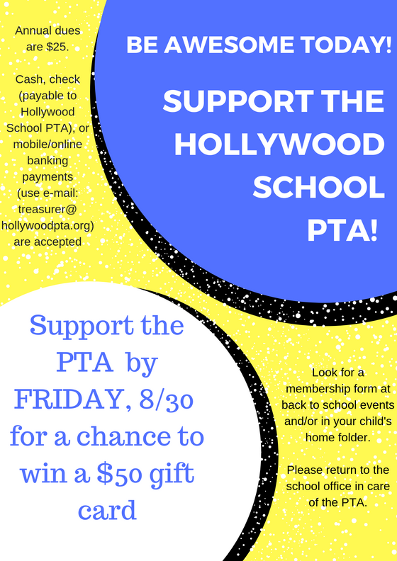 Support Your PTA