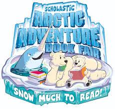Volunteers & Shoppers Needed!  Arctic Adventure Scholastic Book Fair is coming soon!