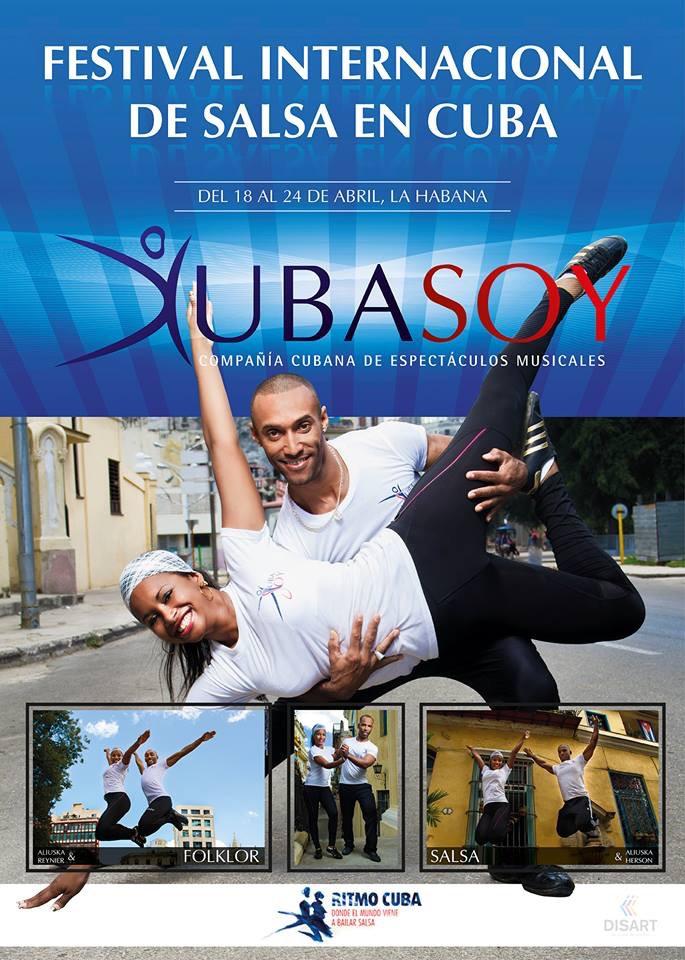 Kubasoy - Festival International de Salsa en Cuba