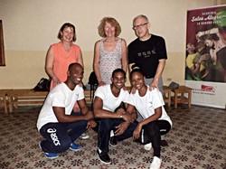 Kubasoy dance teachers in Havanna