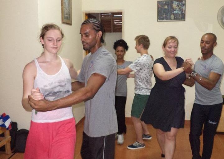Kubasoy Salsa Dance Class in Havana