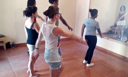 Cuban Salsa Lesson with Kubasoy
